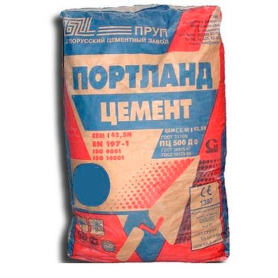 Цемент в Минске с доставкой